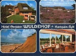 Kampen sylt hotel pension wuldehof gaststube panorama for Pension kampen sylt