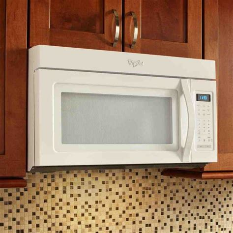 Whirlpool Under Cabinet Microwave  Home Furniture Design