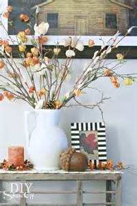Fall Decorating with Vintage