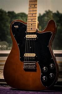 2006 Fender Telecaster Deluxe Reissue  7 7 Lbs     Setup