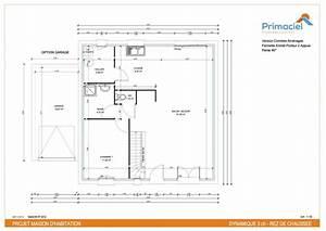 dynamique maison low cost familiale a etage With plan maison en l 100m2 6 maison design pas cher 96 en v