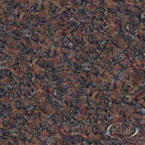 dakota mahogany granite kitchen countertop ideas