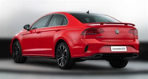 volkswagen lamando gts volkswagen lamando gts launching in china with 2 liter