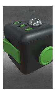 Fidget cube homework #10 - Download Free 3D model by ...