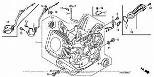 125cc Honda Engine Diagram