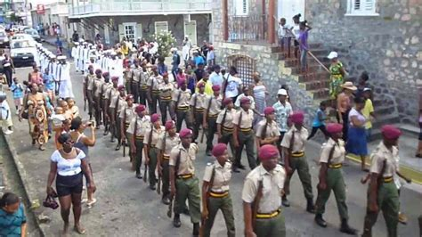 world military  police forces dominica