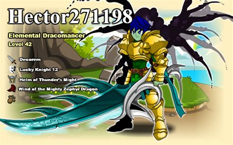recipe needed quest in aqworlds