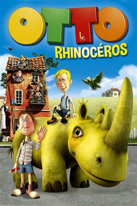 otto le rhinoceros film  vf hd film complet