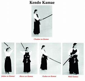 Traditional Kenjutsu Kamae | Martial Arts | Pinterest ...