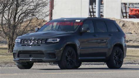jeep grand cherokee price redesign  concept