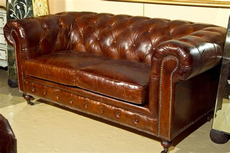 Chesterfield Settee paisley curtain chesterfield sofas