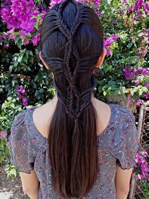 50 super trendy easy hairstyles for teenage girls koees blog