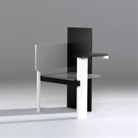 berlin chair chaises de rietveld by rietveld architonic