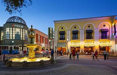 Palm Beach West Place Miami Shopping District