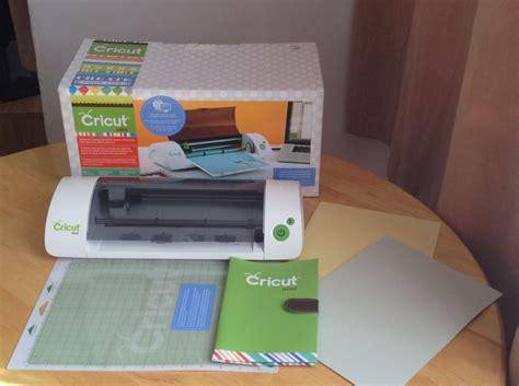 One Busy Mum Cricut Mini Review
