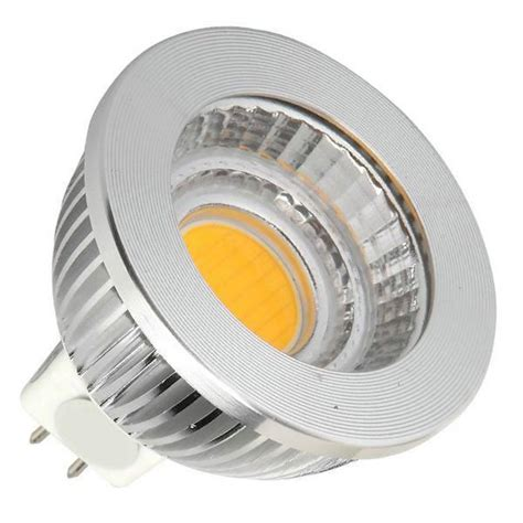 dimmable mr16 led replacement bulb 3w aspectled
