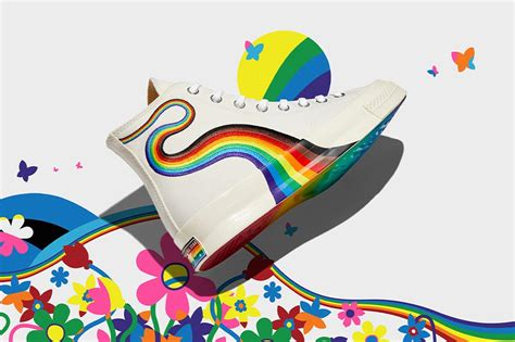 Vans kicks off pride month 2021 with numerous footwear selections and global lgbtq+ donations. Converse Pride 2021 Collection Has Rainbow-Themed Sneakers