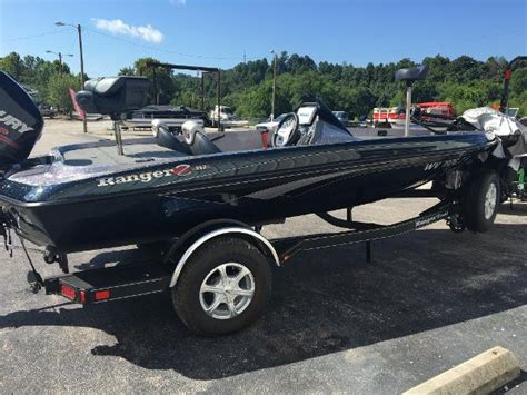 Z117 Ranger Boat For Sale by Used Bass Ranger Boats For Sale 8 Boats