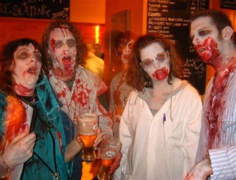 party halloween theme themes zombie unique zombies should