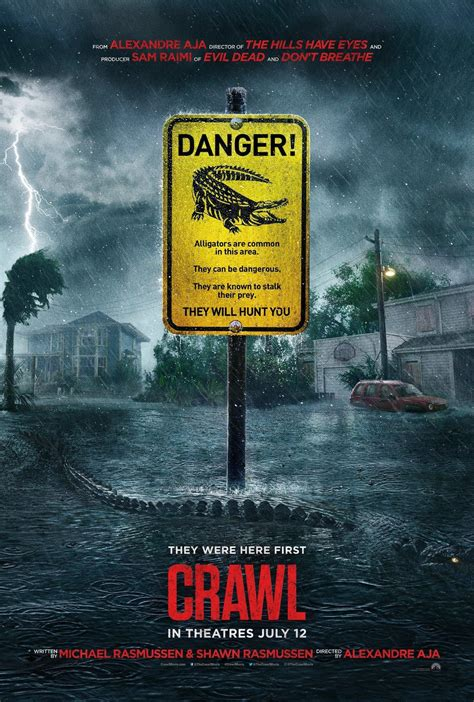 A new horror film named 'Crawl' gives Florida gators their ...