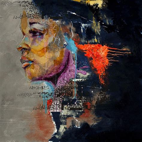 Abstract By Black Artists by Abstract 015 Painting Painting Inspiration