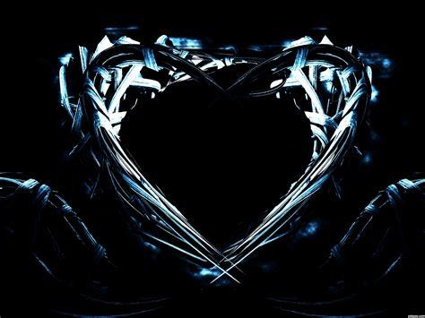 dark heart picture  tnaggar  heart photoshop