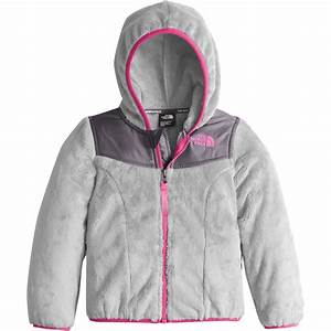 The North Face Girls Size Chart The North Face Oso Hooded Fleece Jacket Toddler Girls