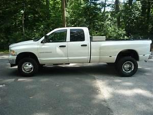 Find Used 2003 Dodge Ram 3500 Dually 5 9l Cummins Diesel Laramie Pick Up In Tenafly  New Jersey