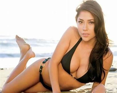 Hottest Celeste Arianny Female Earth Girlfriend Bikini