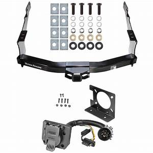 Class 5 Trailer Hitch W   Wiring Kit For 07