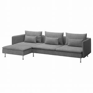 Ikea Lounge Möbel : s derhamn three seat sofa and chaise longue isunda grey ikea m bel pinterest interiors ~ Eleganceandgraceweddings.com Haus und Dekorationen