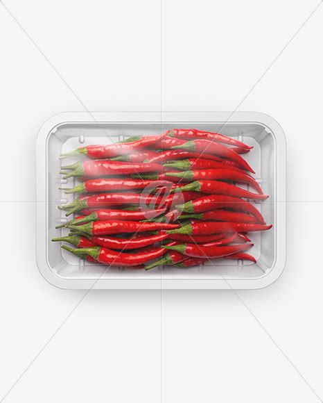 Highest quality mockups for photoshop. Plastic Tray With Corn Mockup - Tray W Fish Mockup In Tray ...