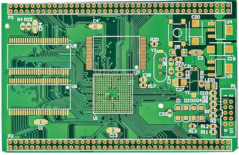 Immersion Gold Pcb Supplier Pcbsourcing Professional