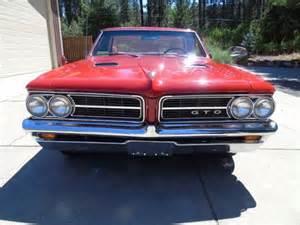 1964 Pontiac Gto Tri Power by 1964 Pontiac Gto Tri Power Phs Documentation For Sale