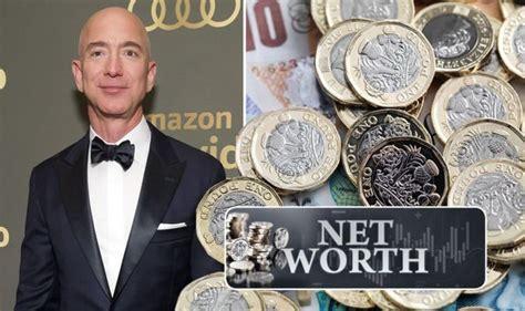 Jeff Bezos net worth 2021: Amazon founder has mind-blowing ...