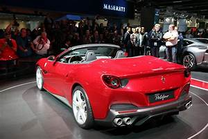 Nouvelle Ferrari Portofino : ferrari portofino is stiffer lighter altogether better than california t carscoops ~ Medecine-chirurgie-esthetiques.com Avis de Voitures