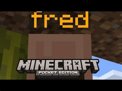 how to get name tags in Minecraft pocket edition - YouTube