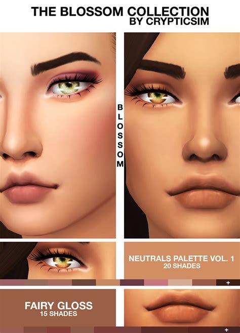 20 Best Makeup Cc Packs And Mods For Sims 4 Fandomspot
