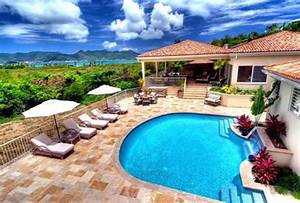 La Maison De Mes Reves : maison de r ve villa in st martin mac caribbean villas ~ Nature-et-papiers.com Idées de Décoration