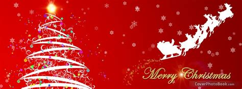 merry christmas facebook covers page photos cover photos