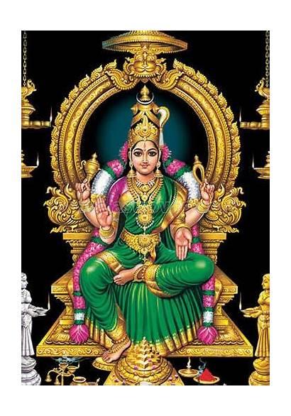 Bhuvaneshwari Goddess Kolhapur Mahavidya Devi Bhuvaneswari Buna