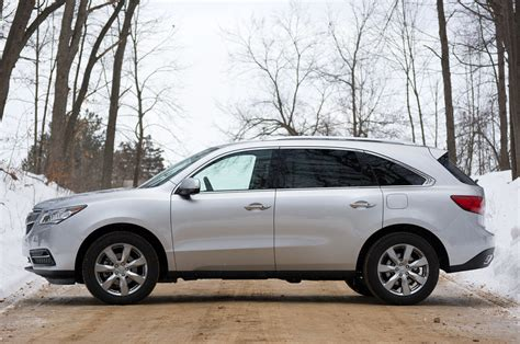 Acura Mdx Reviews by 2014 Acura Mdx Sh Awd Review Photo Gallery Autoblog