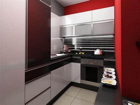 muebles  una cocina pequena imagenes  fotos