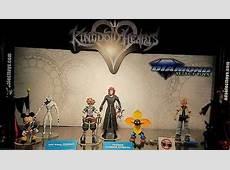 Diamond Select Toys display prototype Kingdom Hearts