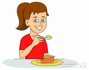 Girl Eating Apple Clipart - Clipart Suggest