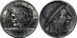 Amazing Miniature Sculpture Carved Into Coin by Paolo ...