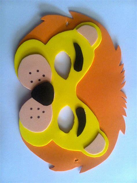 mascaras de fomi mascaras de animales foamy buscar con mascara goma pinterest mascaras and