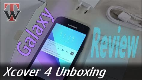 samsung galaxy xcover 4 unboxing review youtube