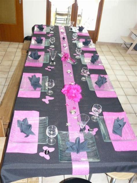 deco table pour anniversaire deco table anniversaire 18 ans recherche anniv anniversaire d 233 coration