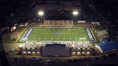 high school football hamilton big blue  fairmont firebirds
